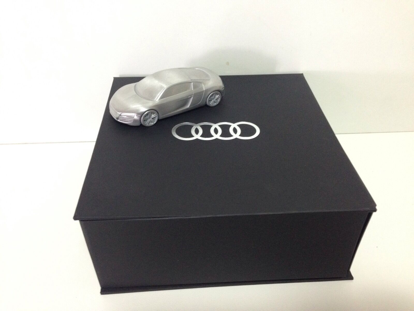 AUDI R8 Maquette 1 43 Promotional Alluminium  Limited Edition Very Rare