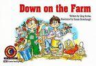 Down on the Farm by Greg Scelsa (Paperback / softback, 1994)
