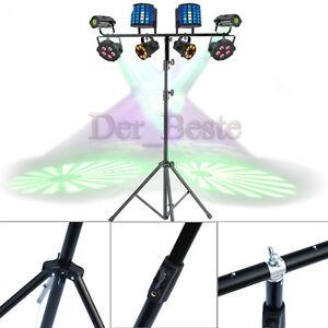 3M-Adjustable-T-bar-Lighting-Heavy-Duty-Stand-DJ-Disco-8-Light-T-Bar-Stand-UK-MI