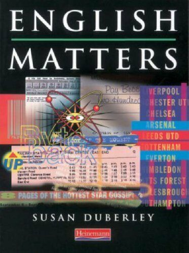 English Matters 14-16 Student Book By Ms Susan Duberley