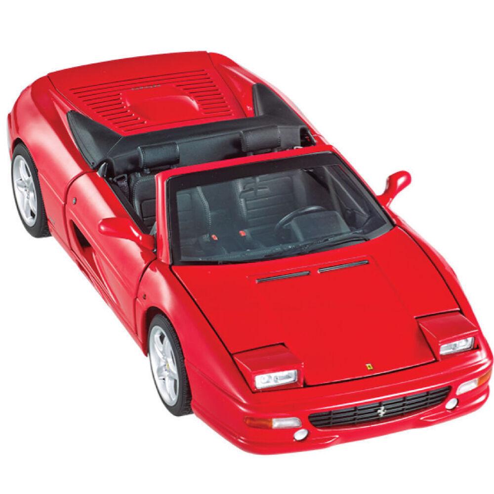 Hot Wheels Elite bly34  Ferrari F355 Spider Modelo Diecast Car Rojo