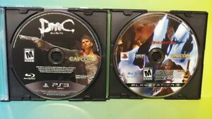 Devil-May-Cry-4-DMC-Sony-PlayStation-3-PS3-Game-Lot-Tested-amp-Working