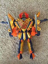 Power Rangers Samurai DX  ClawZord Megazord