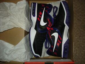 Nib Nike Nadal Air Max Courtballistec Cb Purple 4 3 Tennis Shoes 487986 015 Rare Ebay