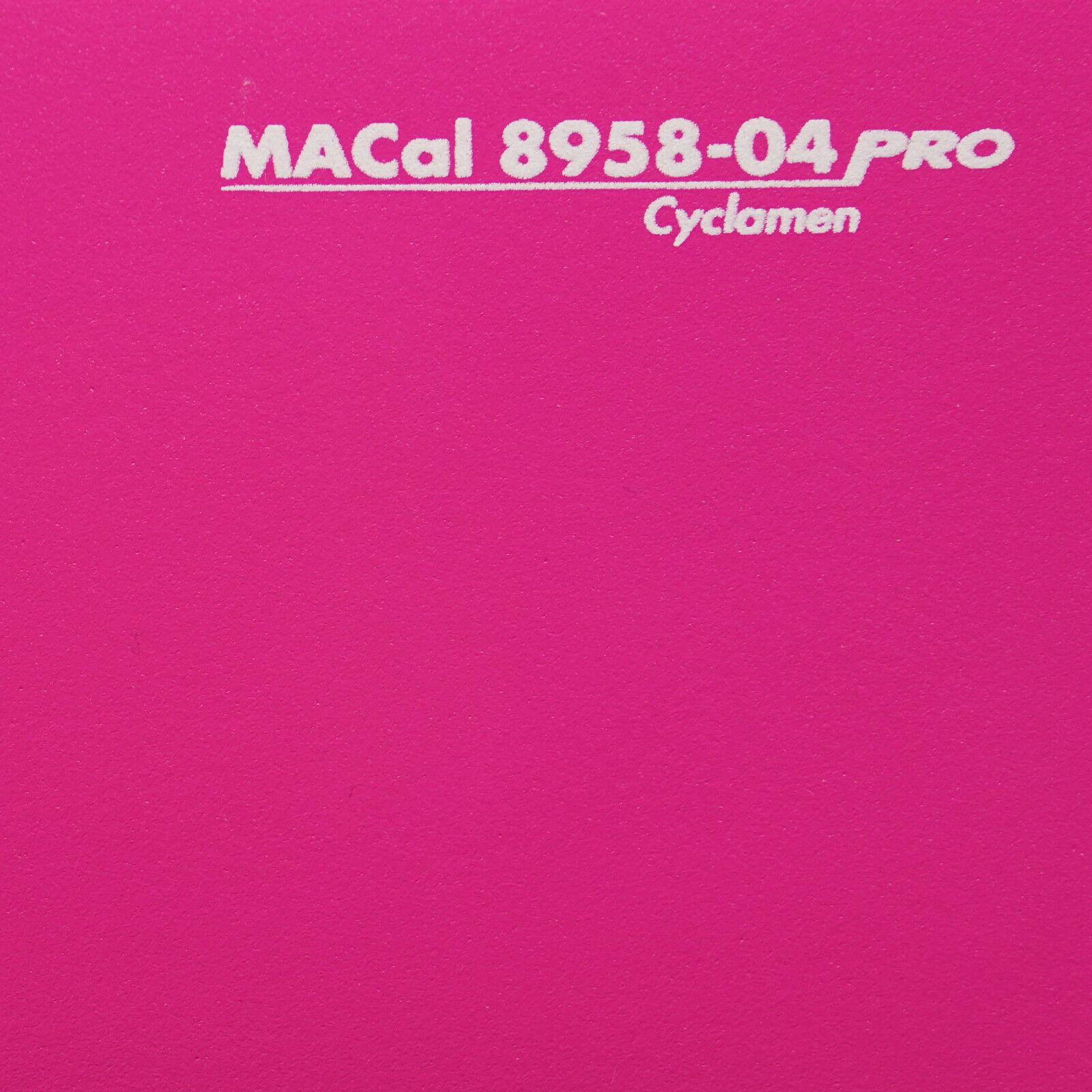 50 M ( m) m) m) decorazione pellicola rosa Opaco Pellicola adesiva autoadesivo 6962f1