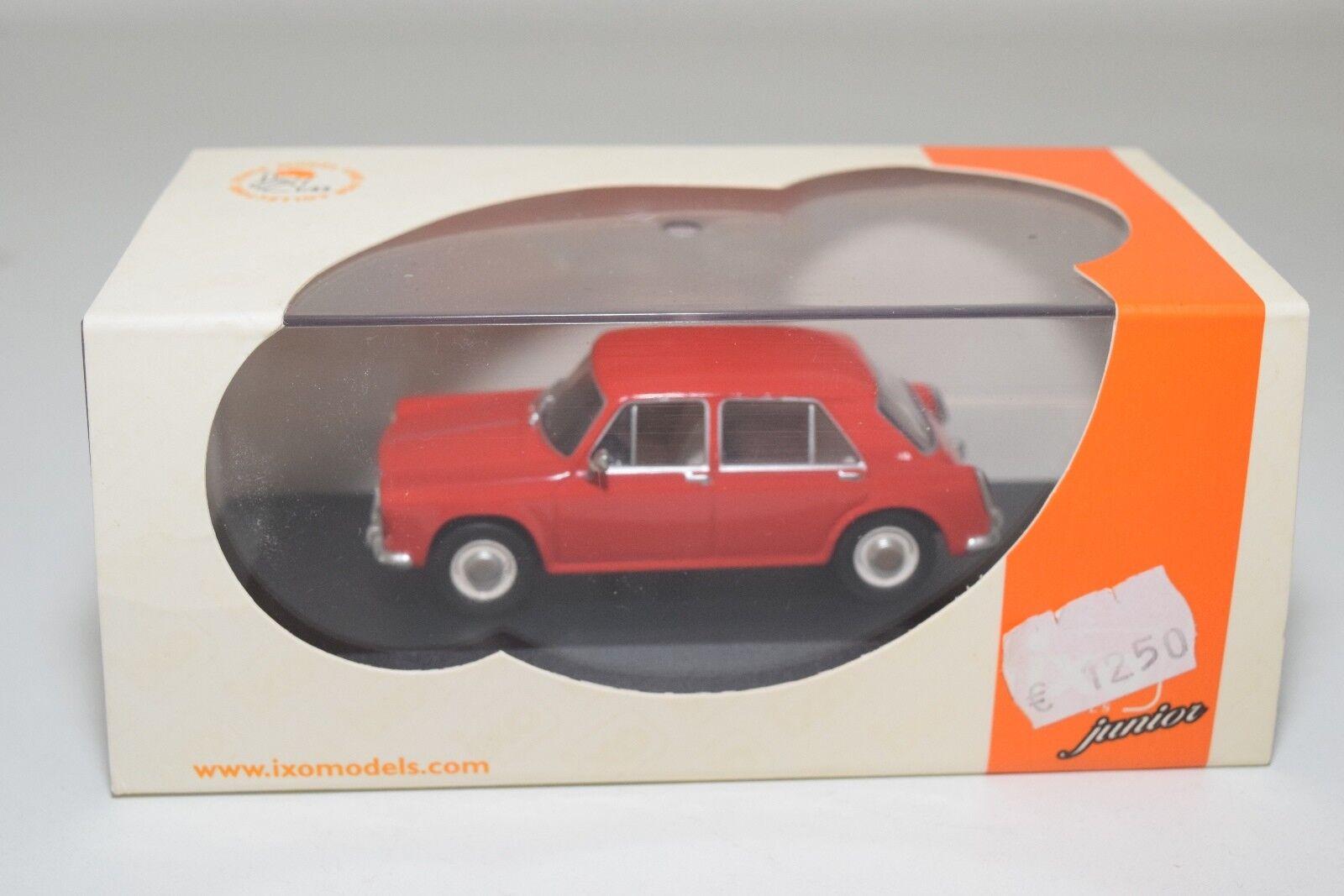 IXO CIXJ000013 MORRIS 1100 1967 rosso MINT BOXED RARE SELTEN RARO