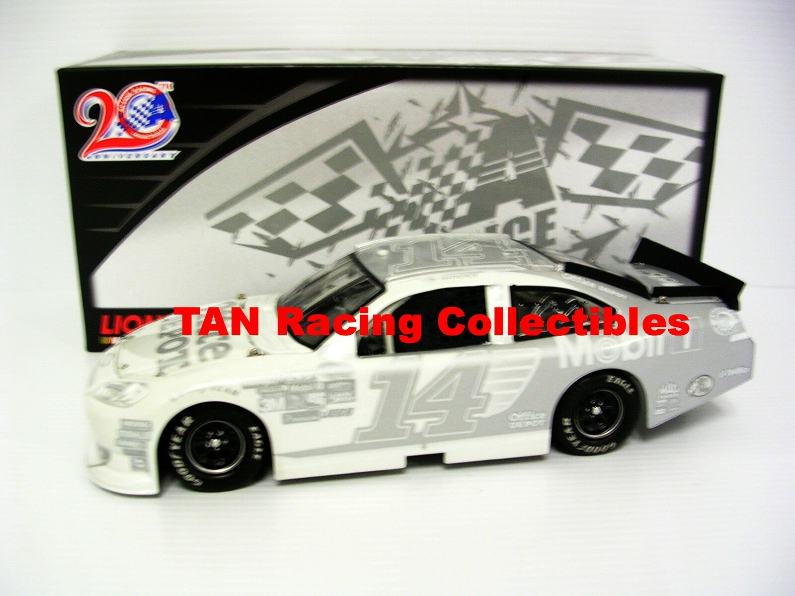 Tony Stewart 2012 Lionel Action  14 Office Depot ICE Diecast 1 24 FREE SHIP