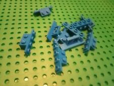 LEGO BLUE 1x4 Plate X36 3710 STAR WARS CITY CREATOR SPACE SPARE PARTS