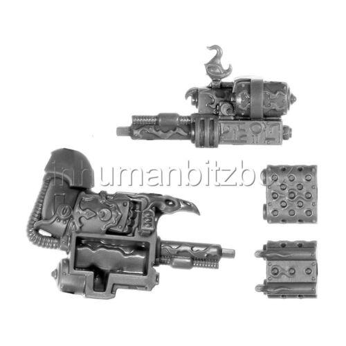 SOT43 BRAS HEAVY WARPFLAMER SCARAB OCCULT TERMINATOR WARHAMMER 40000 BITZ 71A74