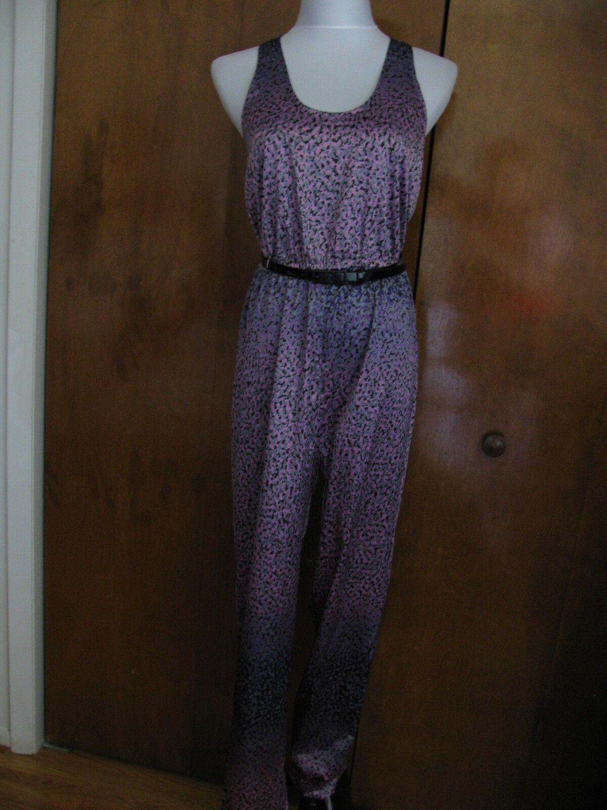 Armani Exchange Women Gorgeous Multi-color Jumpsuits Size 4 NWT