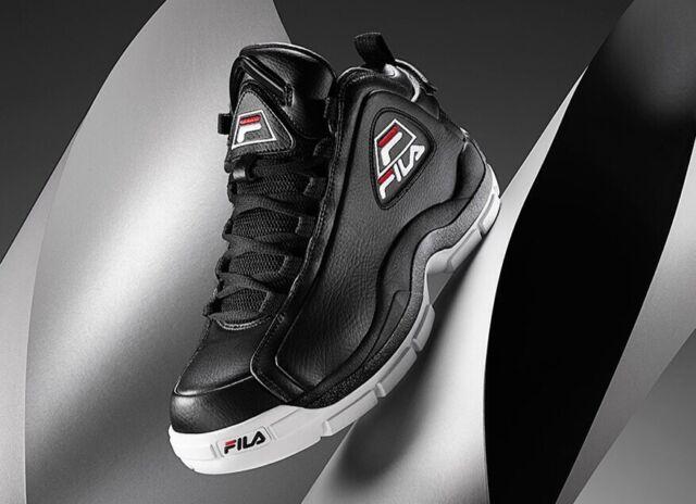 Fila DLS 96 Mens Basketball Shoe for