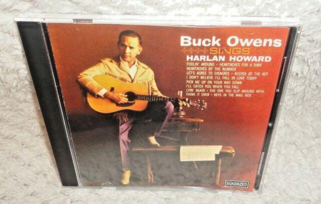 Buck Owens Sings Harlan Howard (CD, 1997)