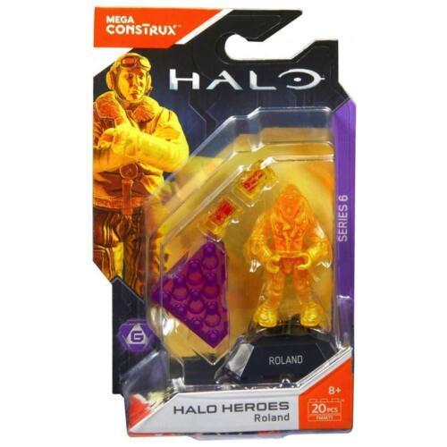 MEGA Construx Halo EROI SERIE 6 Roland Mega Bloks.