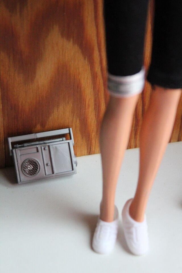 Barbie, 1 dukke