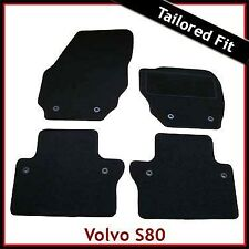 Volvo S80 Auto Tailored Fitted Carpet Car Mat (2006 2007 2008 2009 2010 2011)