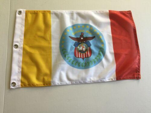 Apedes Columbus City Garage Hangar 12x18 Basement Flag 19
