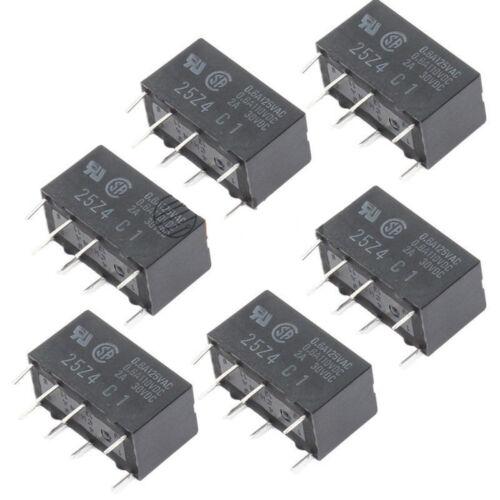 10pcs ORIGINAL 12V Omron G5V-2-12VDC 2A Signal Relay 8PIN US