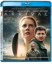 ARRIVAL (BLU-RAY) con Amy Adams,Jeremy Renner,Forest Whitaker