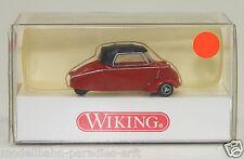 Wiking 1:87 8120124 Messerschmitt KR 201 rot (H 1616)