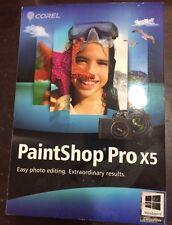 Corel paintshop pro x5 sale