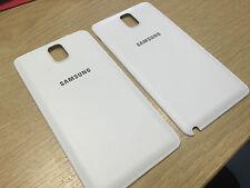 2x New Genuine Original Samsung Galaxy Note 3 Battery Back Cover Fascia Housing