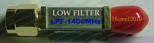 1pc NEW LPF1400 Low Pass Filter 1W LPF-1400MHz #FN01 CY
