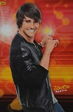 JAMES MASLOW - A3 Poster (ca. 42 x 28 cm) - Big Time Rush Clippings Fan Sammlung