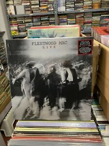 "Fleetwood Mac Live 3 CD + 2 LP + 7 "" Box Set Versiegelt 2021"