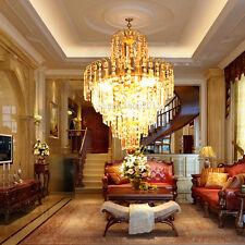 Kristall Kronleuchter Deckenleuchte Pendelleuchte Wohnzimmer Schlafzimmer