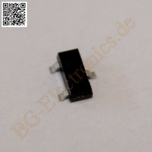 10 x bat54s surface Mount Schottky Barrier diodo Philips sot-23 10pcs