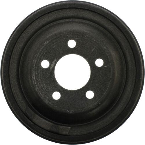 Brake Drum-C-TEK Standard Preferred Rear Centric 123.63005