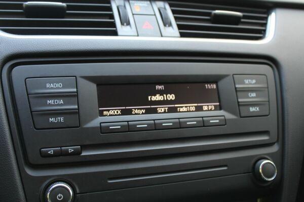 Skoda Octavia 1,2 TSi 105 Ambition Combi DSG billede 8