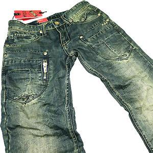 M-O-D-MONOPOL-Jeans-Herren-DANNY-ALGIERS-BLUE-denim-blau-MOD-STAR-NEU-d-g-Hose