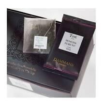 DAMMANN FRERES - SENCHA FUKUYU Green Tea - 24 wrapped crystal tea bags