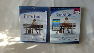 FORREST-GUMP-New-Sealed-Blu-ray-Sapphire-Series-Tom-Hanks