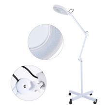 5x Dioptrien LED Lupenleuchte Lupenlampe Kaltlicht Kosmetik Lupe Standlupe MK