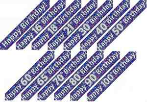 Holographic-Foil-Banners-Happy-Birthday-16-18-21-30-40-50-60-65-70-amp-80