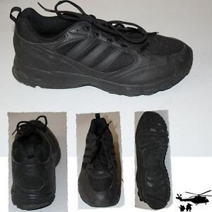 Original Bundeswehr Sportschuhe Adidas Bw Geländeschuhe schwarz