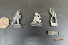 SMALL TIN SOLDIERS BRITISH / INDIA