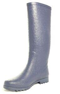 ae9fac39672 Details about Ugg Women's Wilshire LOGO TALL 3386 LPSB Rain Boot Sz Us 6