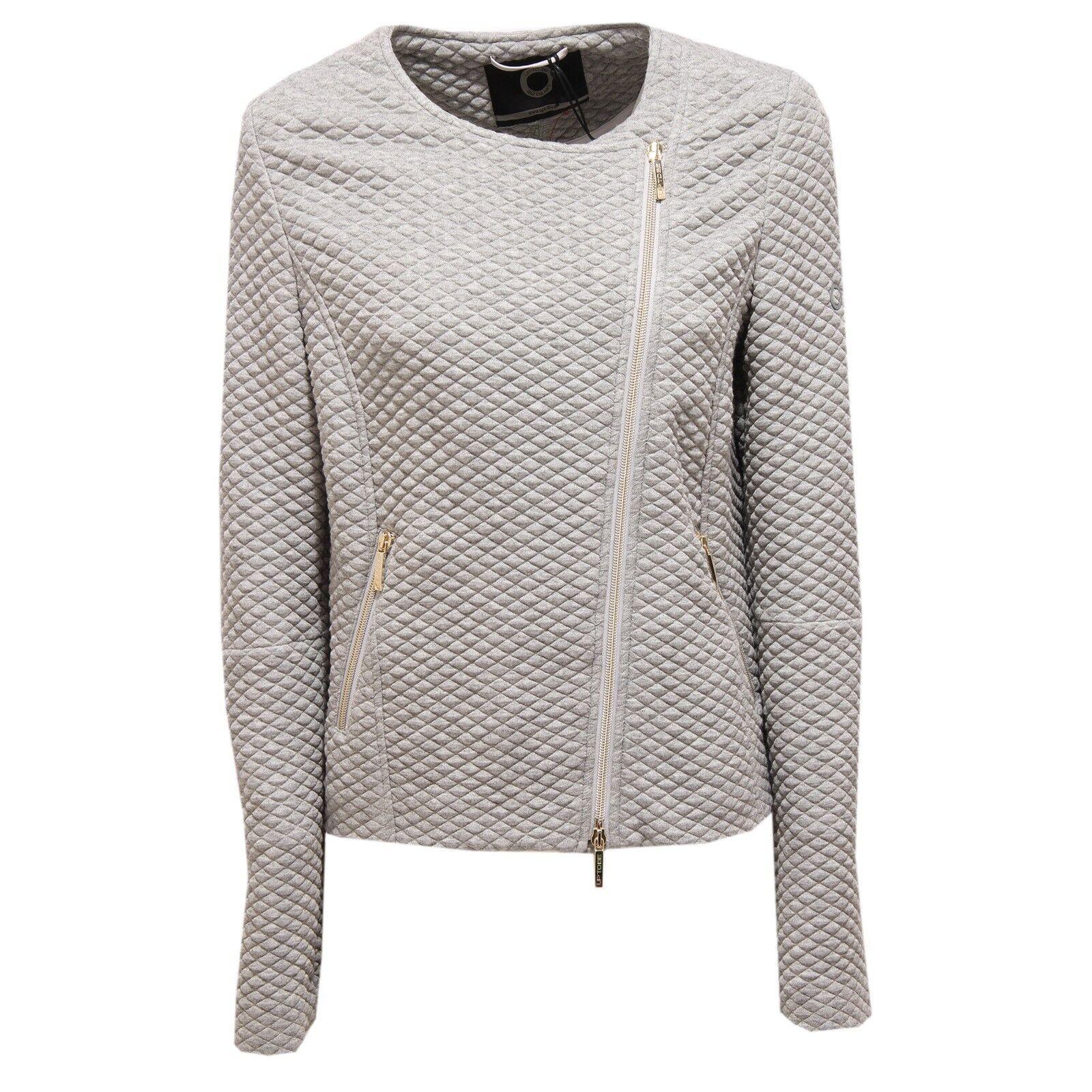 9426U Giacca mujer para  ser SOFIA Full Zip chaqueta gris Mujer  punto de venta