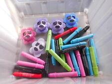 Barbie 1000 Gesichter 5 Masken über 25 Farben Farbstifte Filzer abwischbar dafür