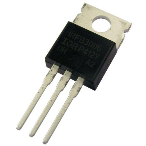 IRFB3006 International Rectifier MOSFET Transistor 60V 195A 375W 0,0025R 854200
