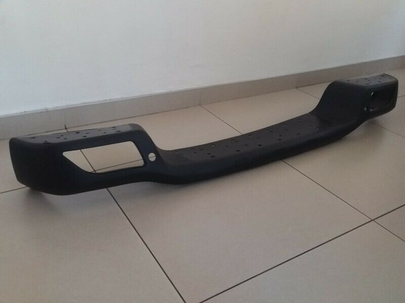GWM STEED 3/5 BRAND NEW REAR BUMPERS FOR SALE PRICE R1100