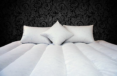 Guusdown Supa King Quilt Doona - 90% Goose Down - Made in Australia - 6BL - CH
