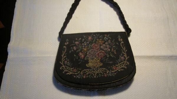 Schlussverkauf Handtasche Antik, Abendtäschchen Bestickt Bequem Und Einfach Zu Tragen