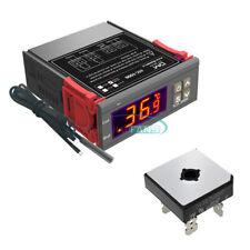 110 220v Stc 1000 Temperature Controller Temp Sensor Thermostat Control Digital