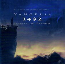 VANGELIS : 1492 CONQUEST OF PARADISE - FILMMUSIK - SOUNDTRACK / CD