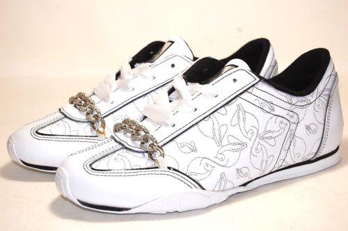 Baby Phat Endo Lux BP51204 White//Black Classic Shoes Women