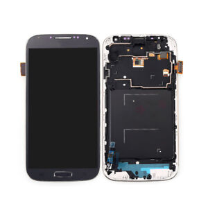 LCD-Display-Touch-Screen-Frame-For-Samsung-S4-SPH-i545-SPH-L720-SCH-R970-BLUE-US